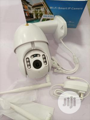 1080P HD 4X Zoom Wireless Ptz Wifi IP CCTV Security Camera | Security & Surveillance for sale in Lagos State, Ikeja