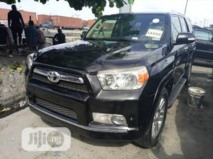 Toyota 4-Runner 2012 Black | Cars for sale in Lagos State, Apapa