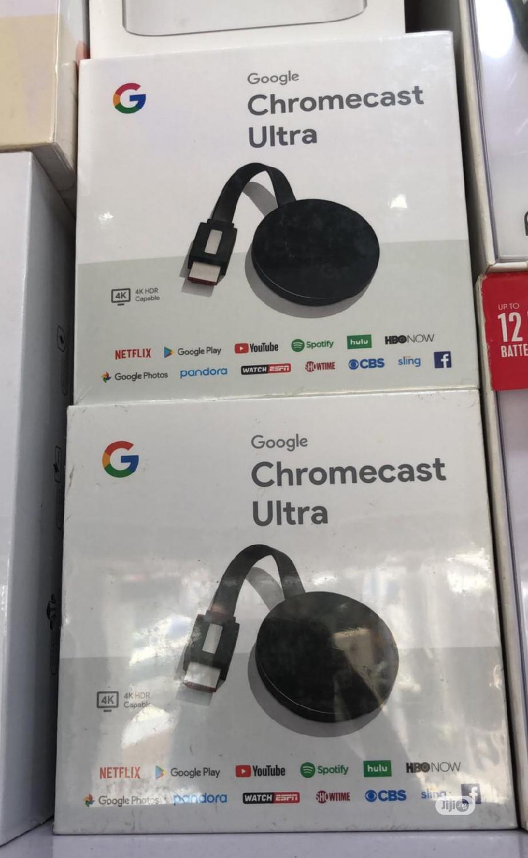 Archive: Google Chromecast Ultra