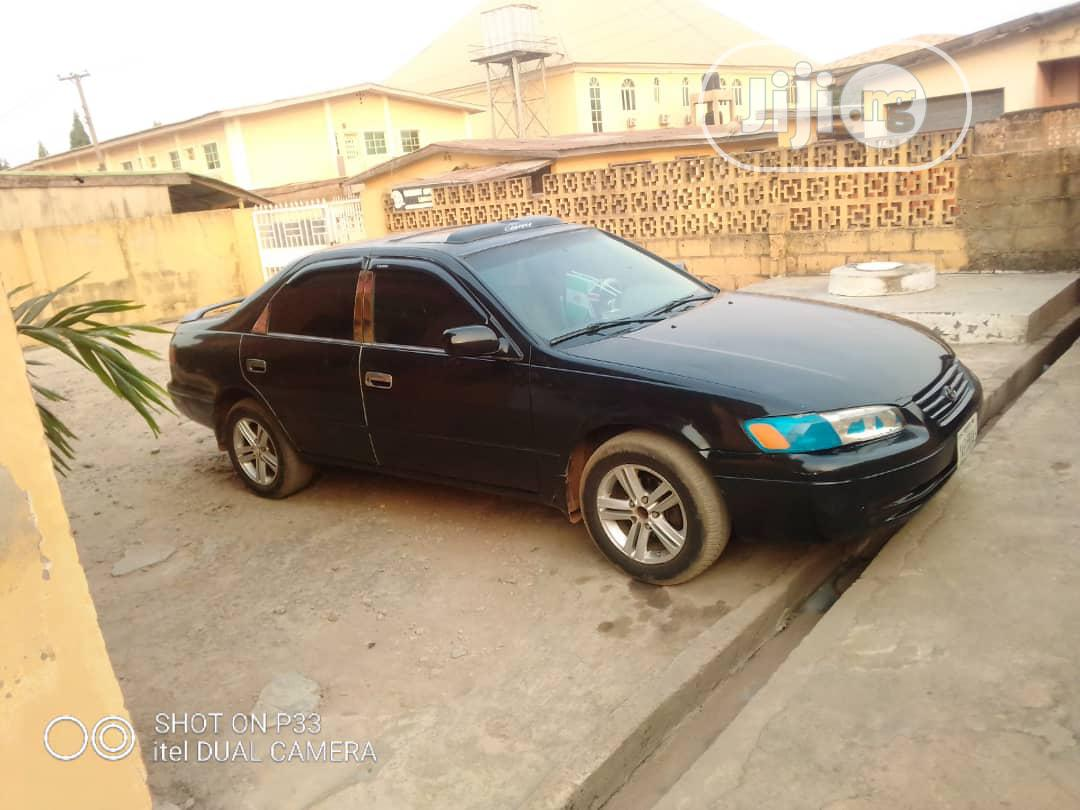 Toyota Camry 2002 Black | Cars for sale in Ado Ekiti, Ekiti State, Nigeria