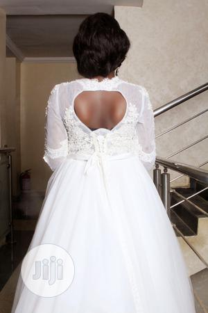 Beautiful Wedding Dress for Sale | Wedding Wear & Accessories for sale in Lagos State, Alimosho