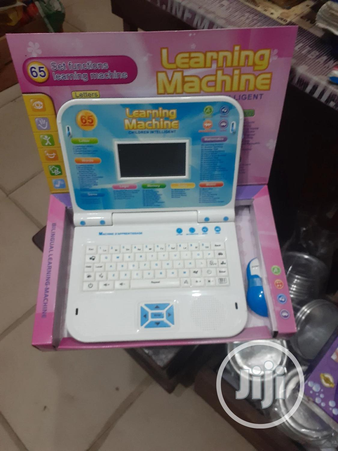 Archive: Kids Educational Learning Machine