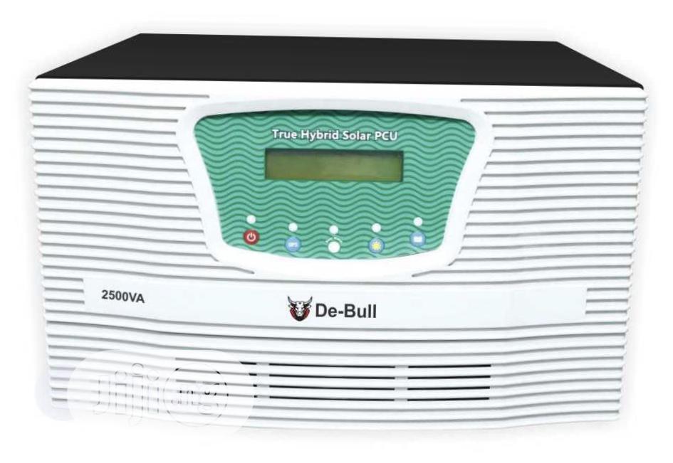 DE Bull 2.5kva Hybrid Inverter