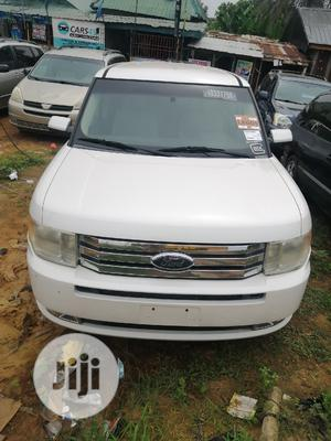 Ford Flex 2010 SEL White | Cars for sale in Lagos State, Ojo