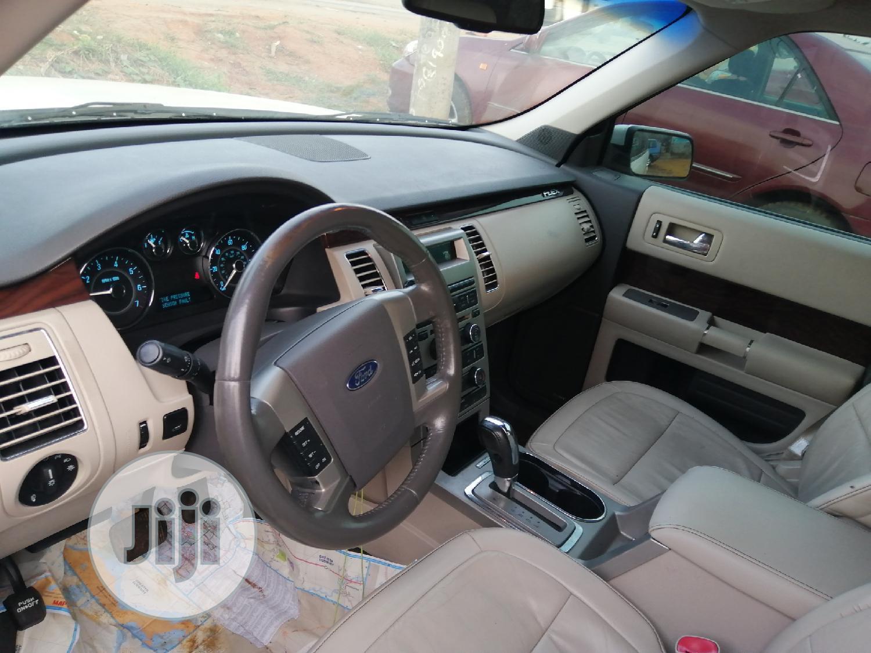 Ford Flex 2010 SEL White | Cars for sale in Ojo, Lagos State, Nigeria