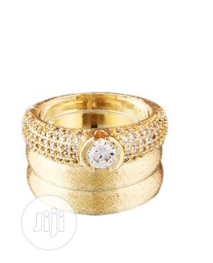 Romania Gold Plated Rings | Wedding Wear & Accessories for sale in Lagos State, Surulere