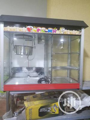 Popcorn Machine With Shelf   Restaurant & Catering Equipment for sale in Lagos State, Ojo