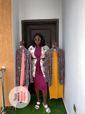 Quality Gown With Kimono Jacket | Clothing for sale in Kaduna State, Kaduna / Kaduna State