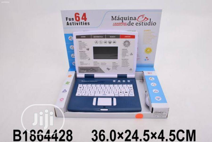 Learning Laptop Advanced Bilingual For Kids