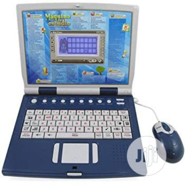Learning Laptop Advanced Bilingual For Kids   Toys for sale in Surulere, Lagos State, Nigeria