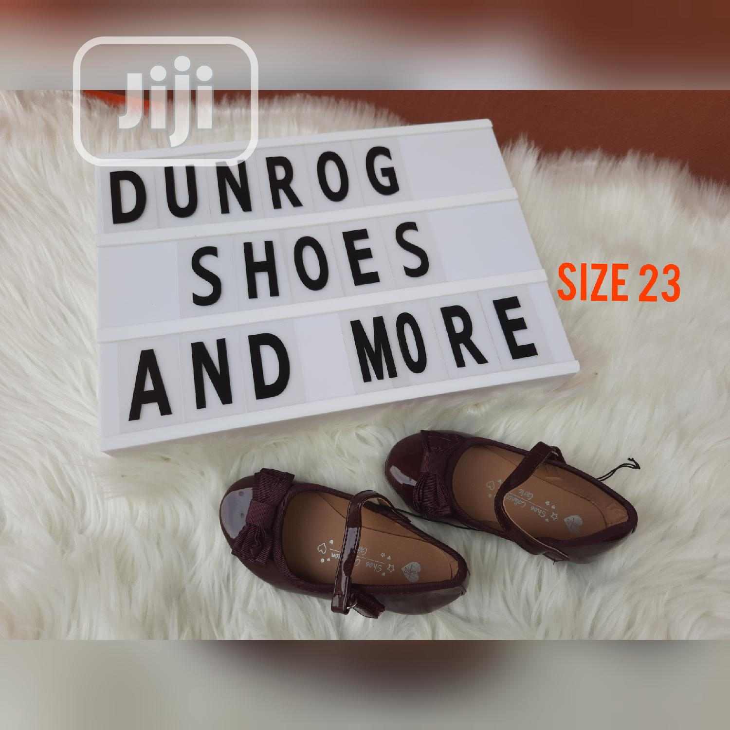 Archive: Brand New Quality Girls Dressing Shoe In Size 23