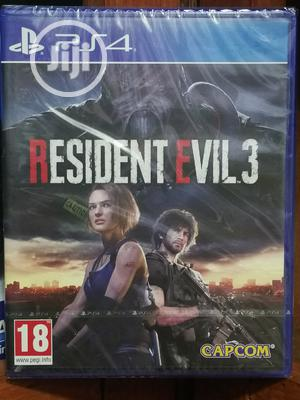 Resident Evil 3 - Playstation 4 | Video Games for sale in Lagos State, Lagos Island (Eko)