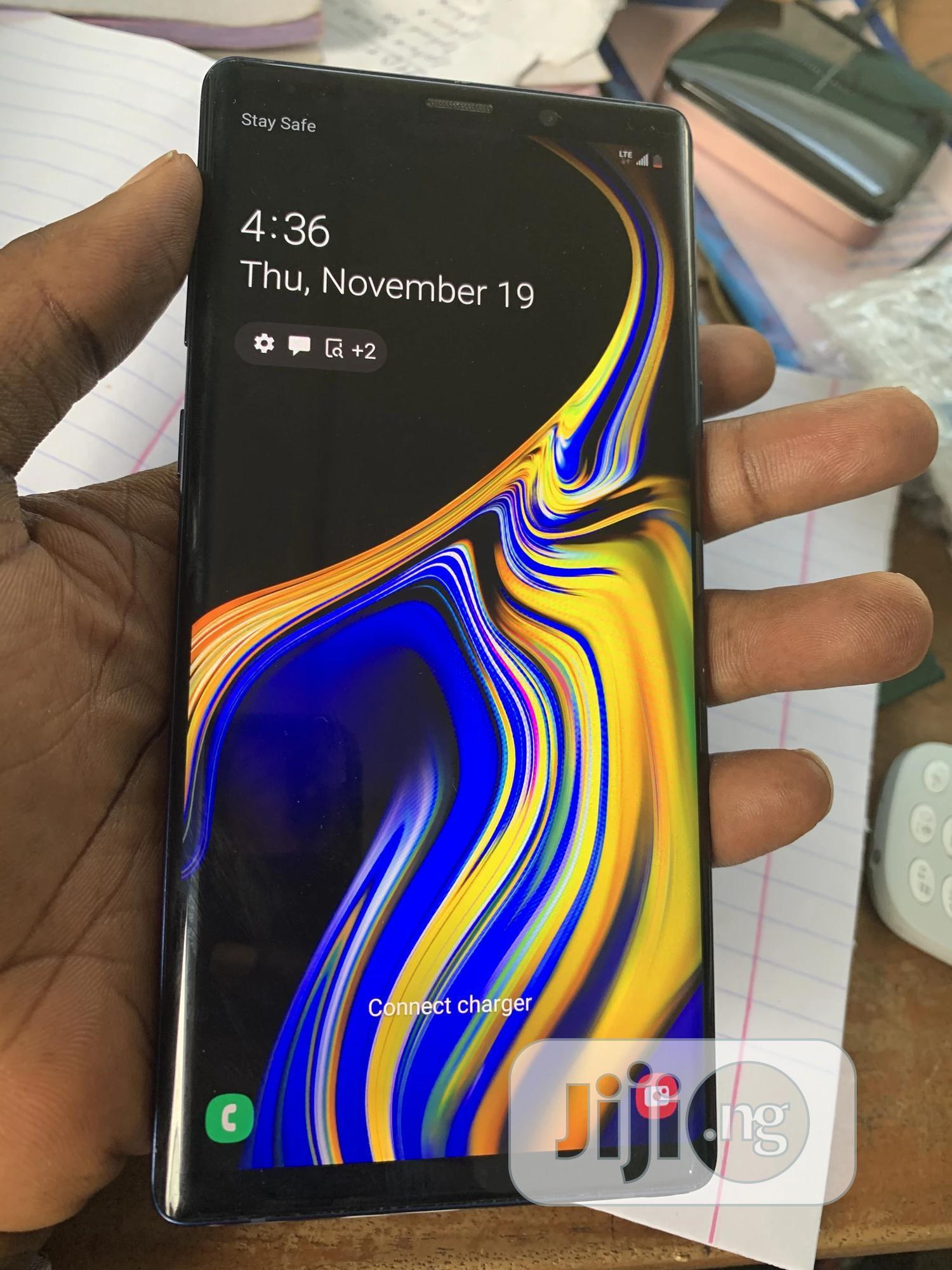 Samsung Galaxy Note 9 128 GB Blue