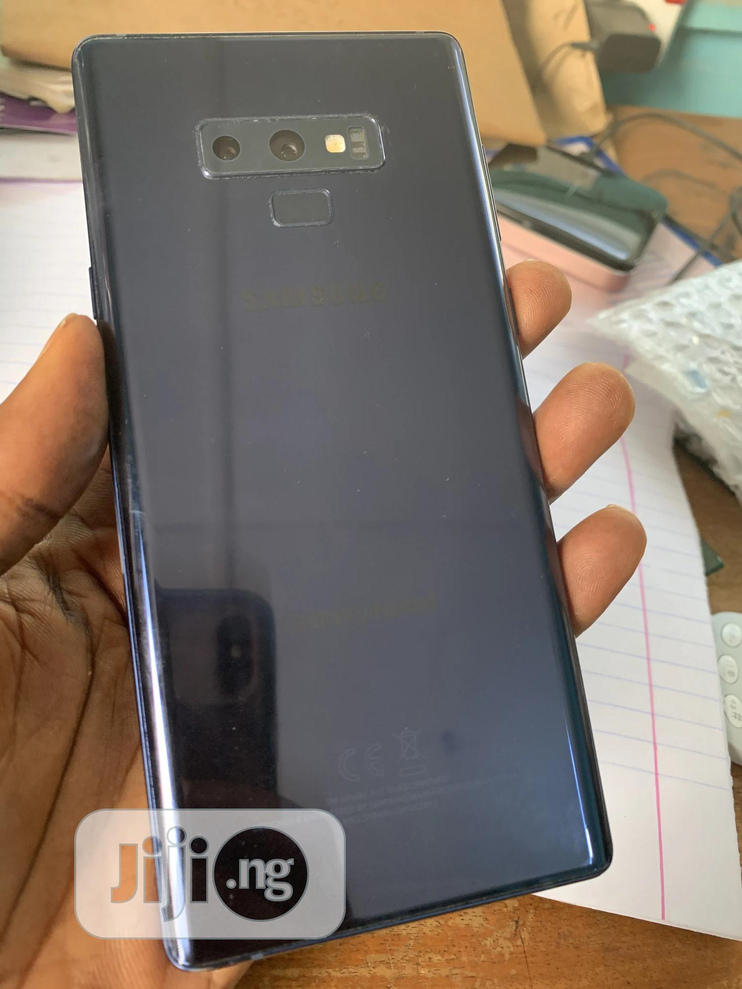 Samsung Galaxy Note 9 128 GB Blue | Mobile Phones for sale in Osogbo, Osun State, Nigeria