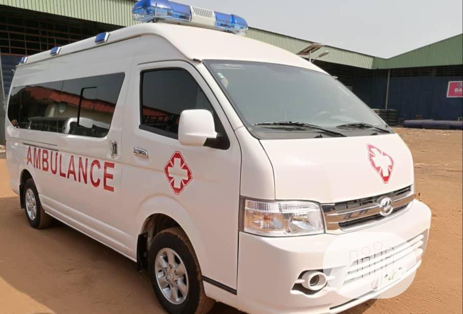 Toyota Hiace Ambulance 2020 White | Buses & Microbuses for sale in Amuwo-Odofin, Lagos State, Nigeria