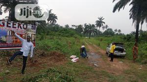 100% Genuine Affordable Land for Sale at Omagwa 450k/Plot   Land & Plots For Sale for sale in Rivers State, Port-Harcourt