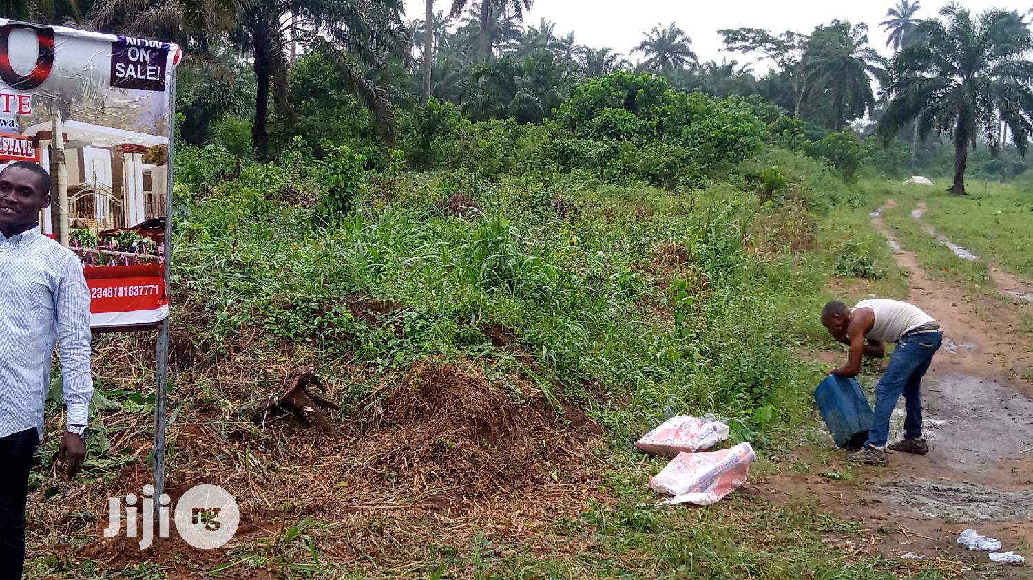 100% Genuine Affordable Land for Sale at Omagwa 450k/Plot   Land & Plots For Sale for sale in Port-Harcourt, Rivers State, Nigeria