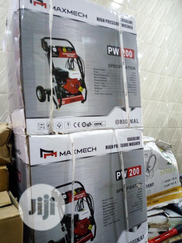 Original MAXMECH Car Pressure Washer