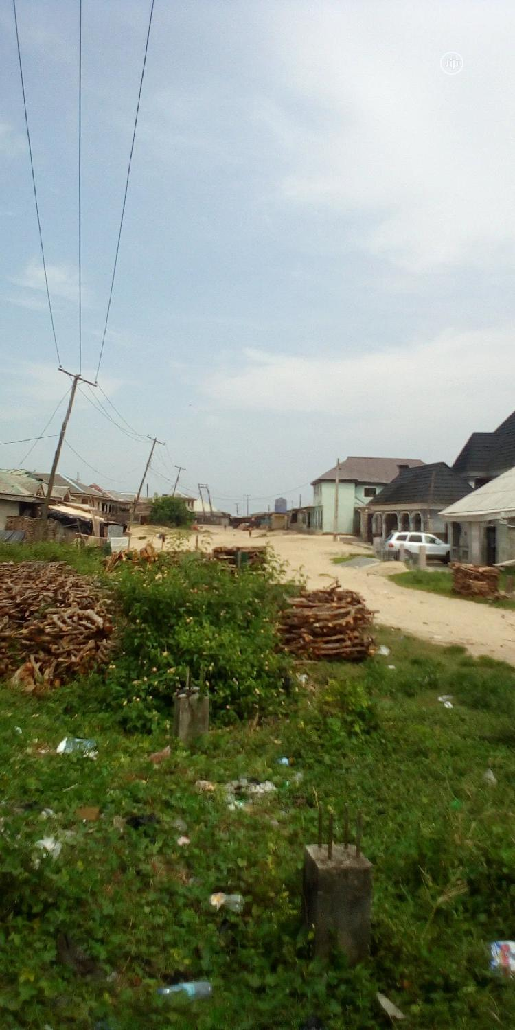Plots of Land Available at Iba Close to Iyanaschool.Lagos | Land & Plots For Sale for sale in Ojo, Lagos State, Nigeria