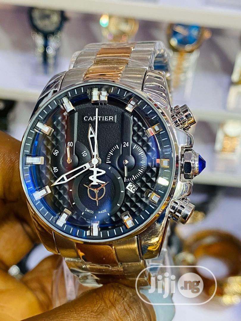 Cartier Wrist Watch | Watches for sale in Gwarinpa, Abuja (FCT) State, Nigeria