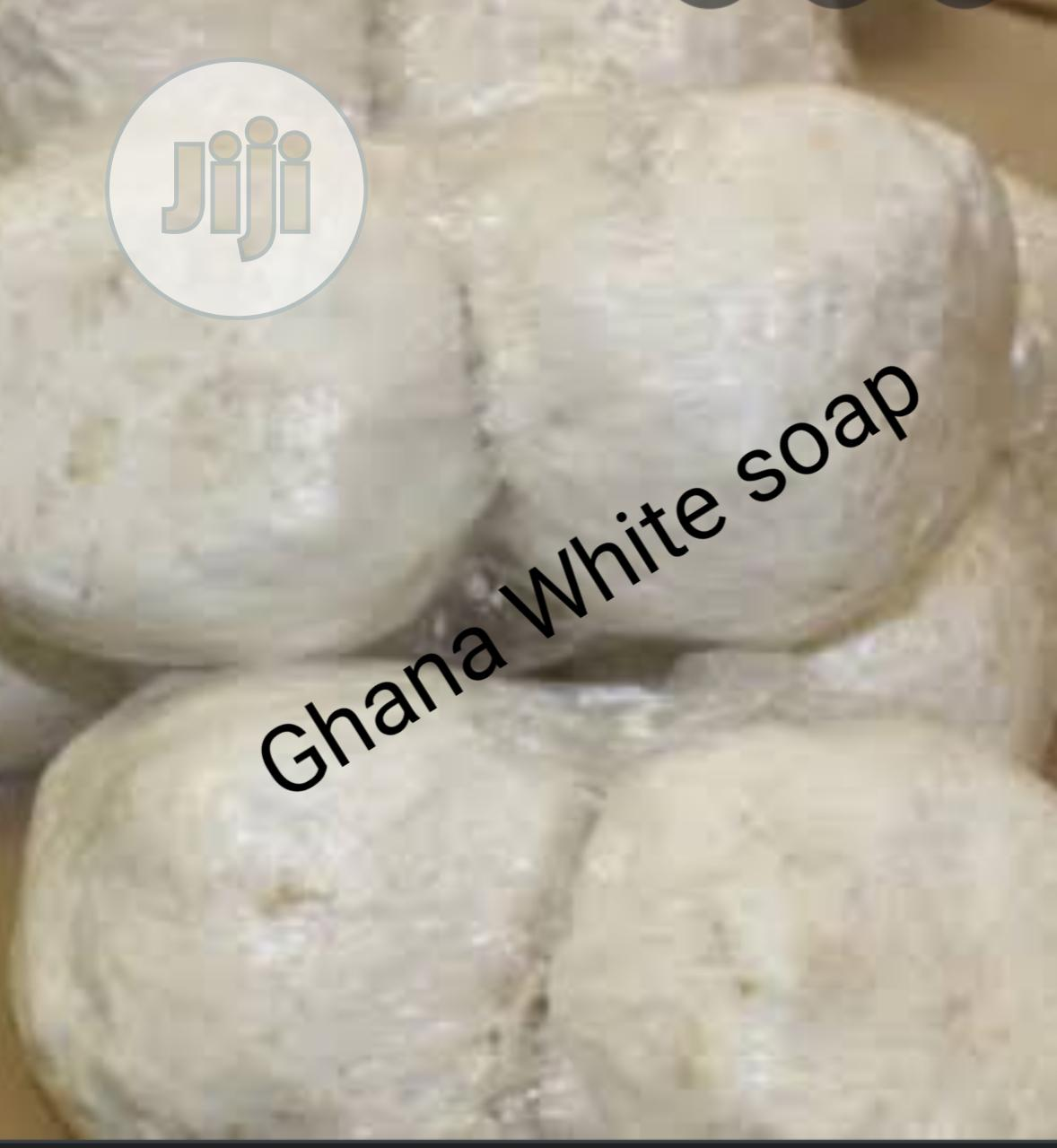 Archive: Ghana Black Soap