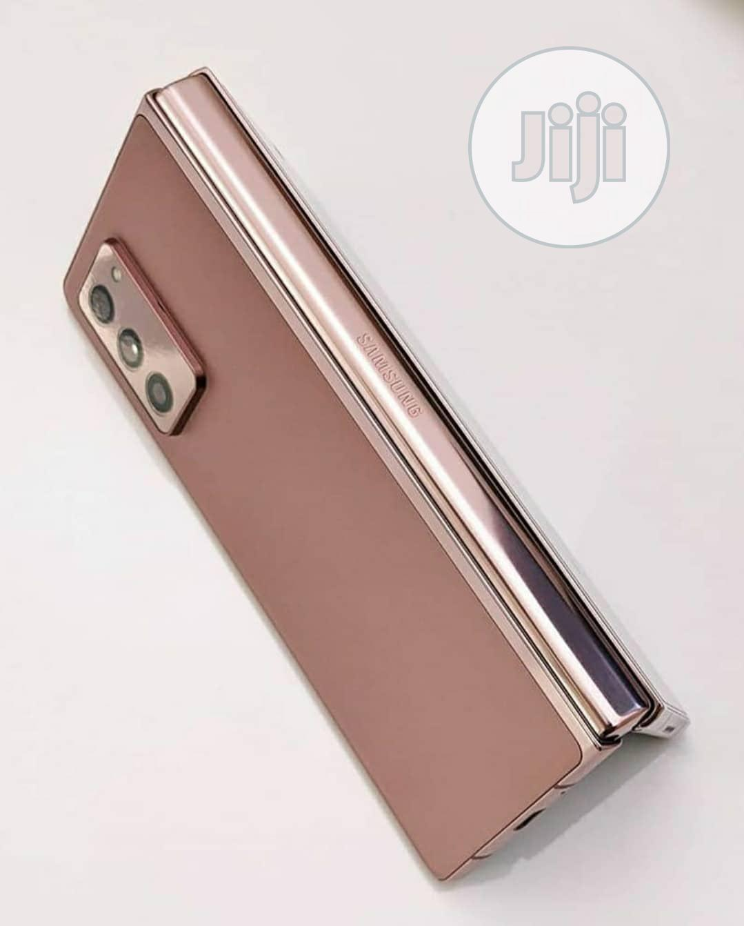 New Samsung Galaxy Fold 5G 512GB Pink | Mobile Phones for sale in Ikeja, Lagos State, Nigeria