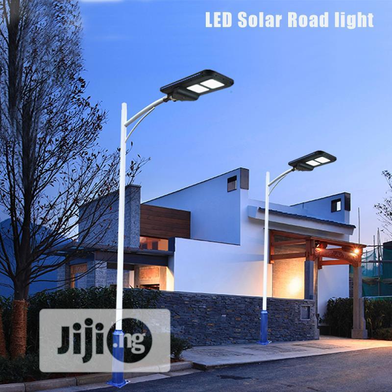 80watts ABS Solar Street Lights