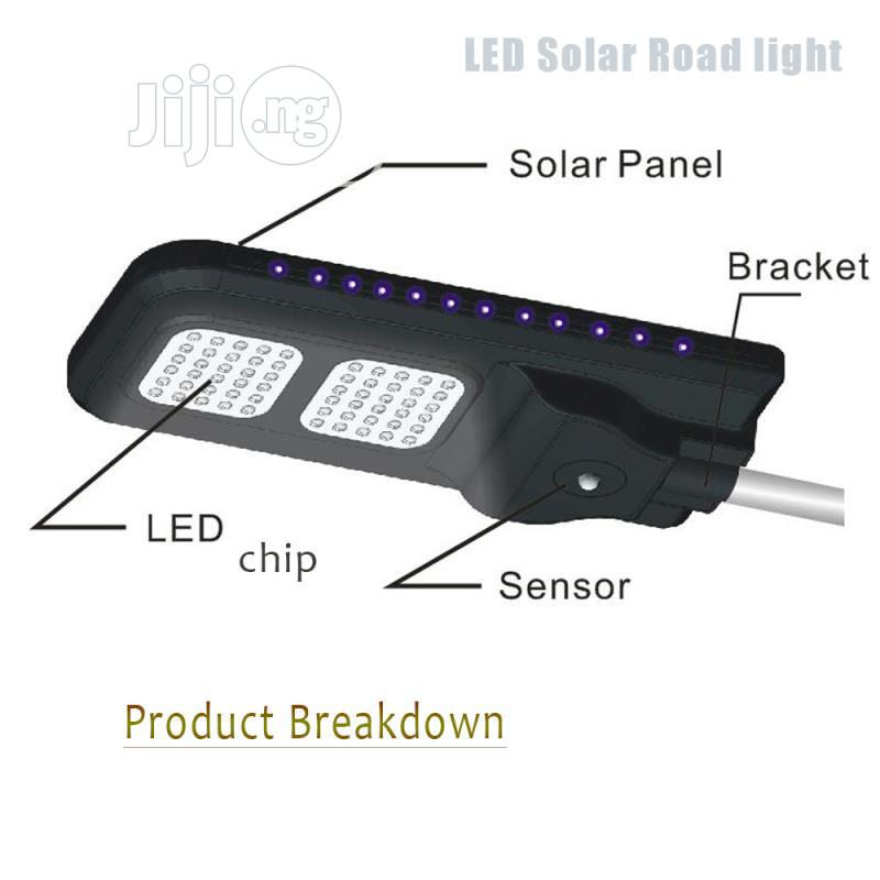 80watts ABS Solar Street Lights | Solar Energy for sale in Ojo, Lagos State, Nigeria