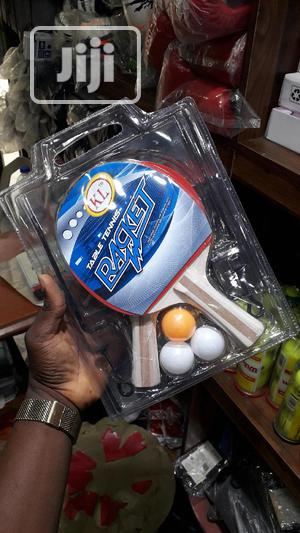 Brand New Table Tennis Racquet   Sports Equipment for sale in Lagos State, Lekki