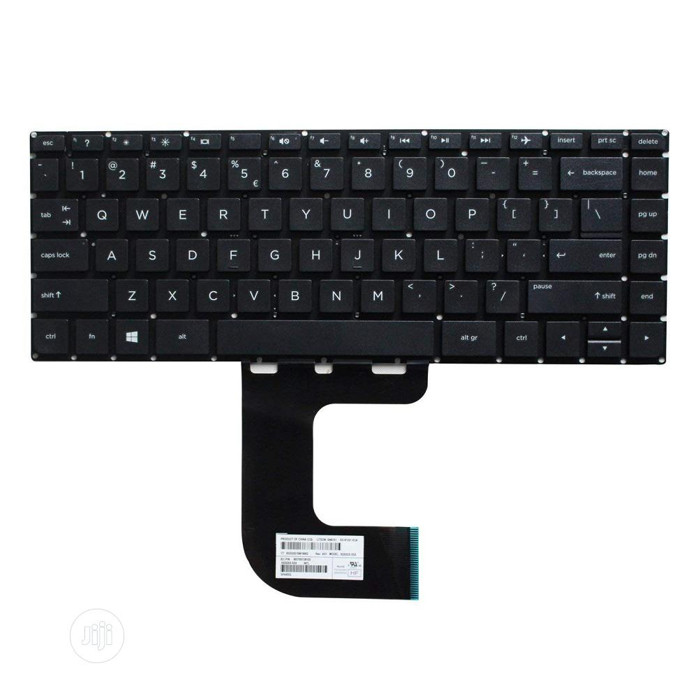 HP 14-Ac000 14t-Ac000 CTO Laptop Keyboard   Computer Accessories  for sale in Ikeja, Lagos State, Nigeria