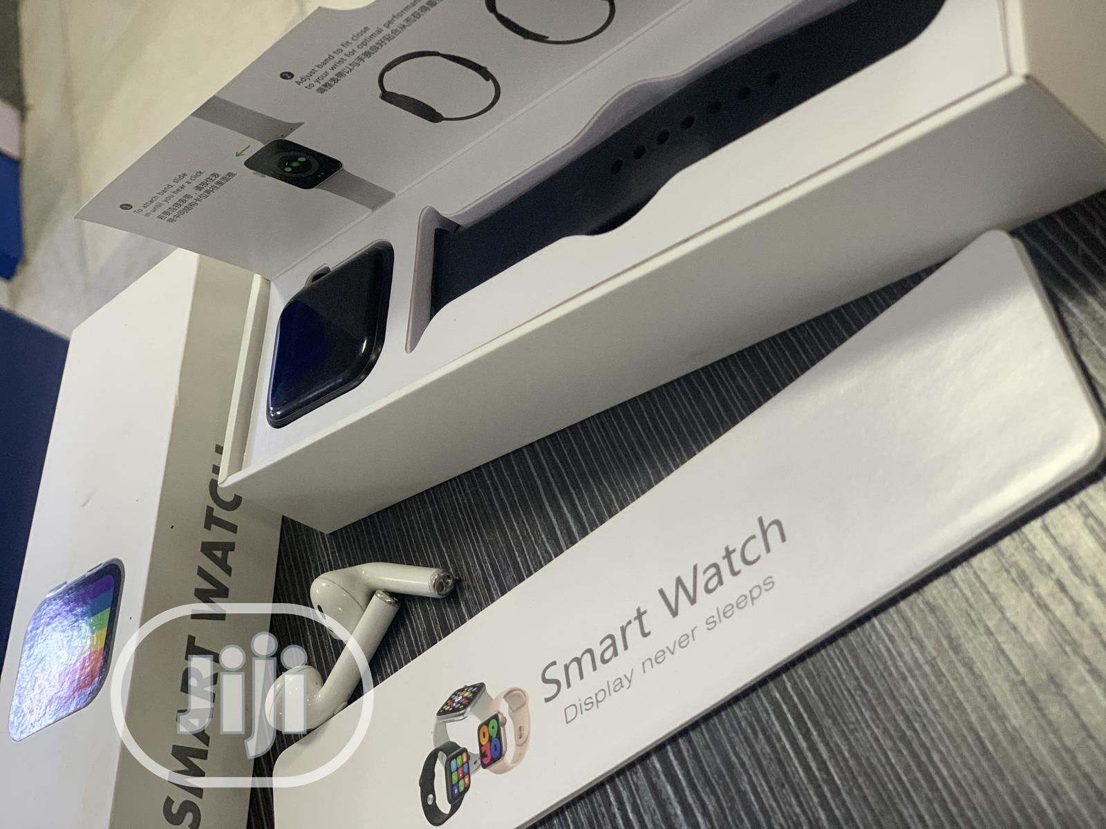 Archive: Fairly Used Series 6+ Apple Smartwatch Clone