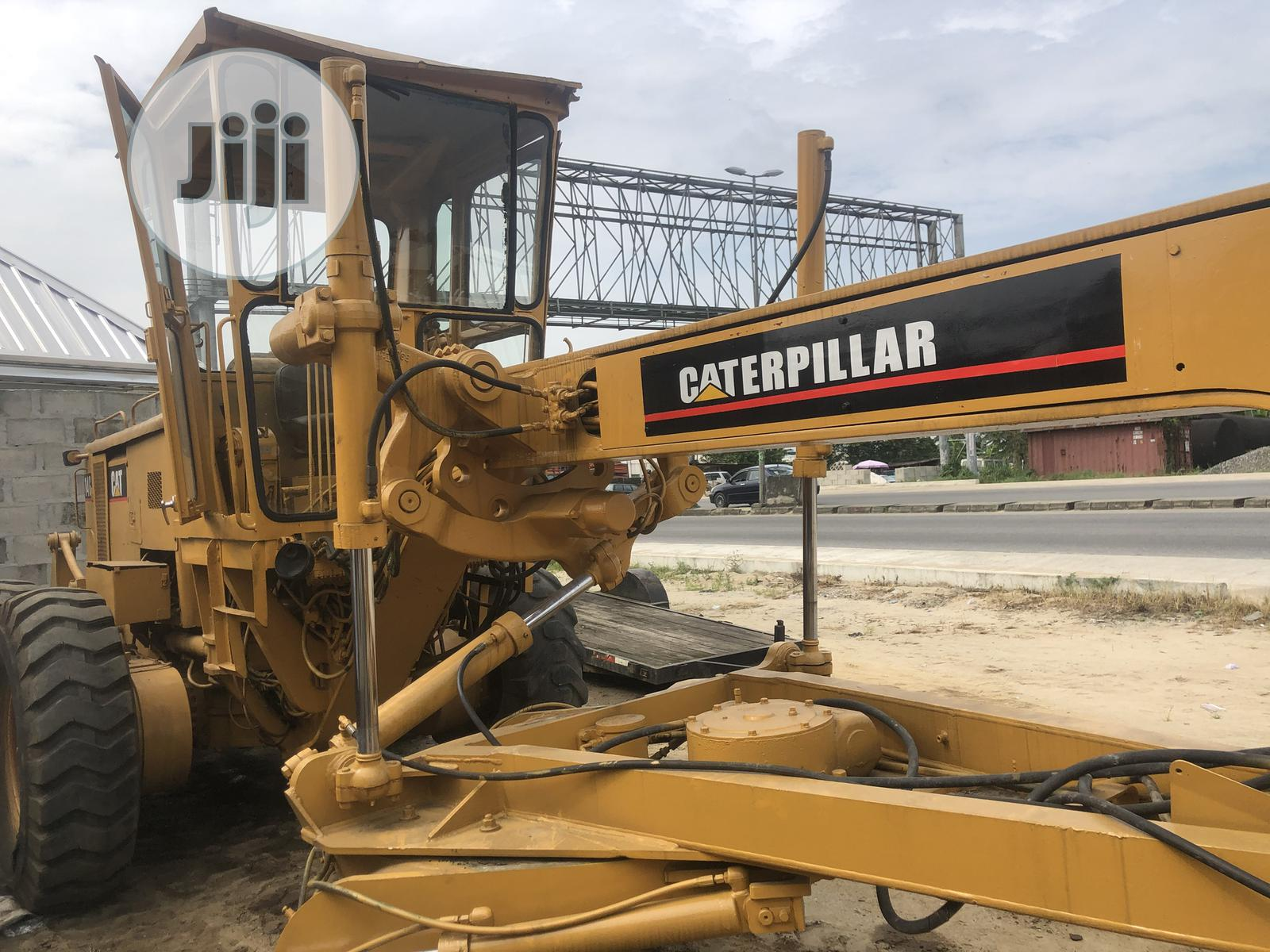Archive: Clean CAT 14G Grader With Ripper for Sale