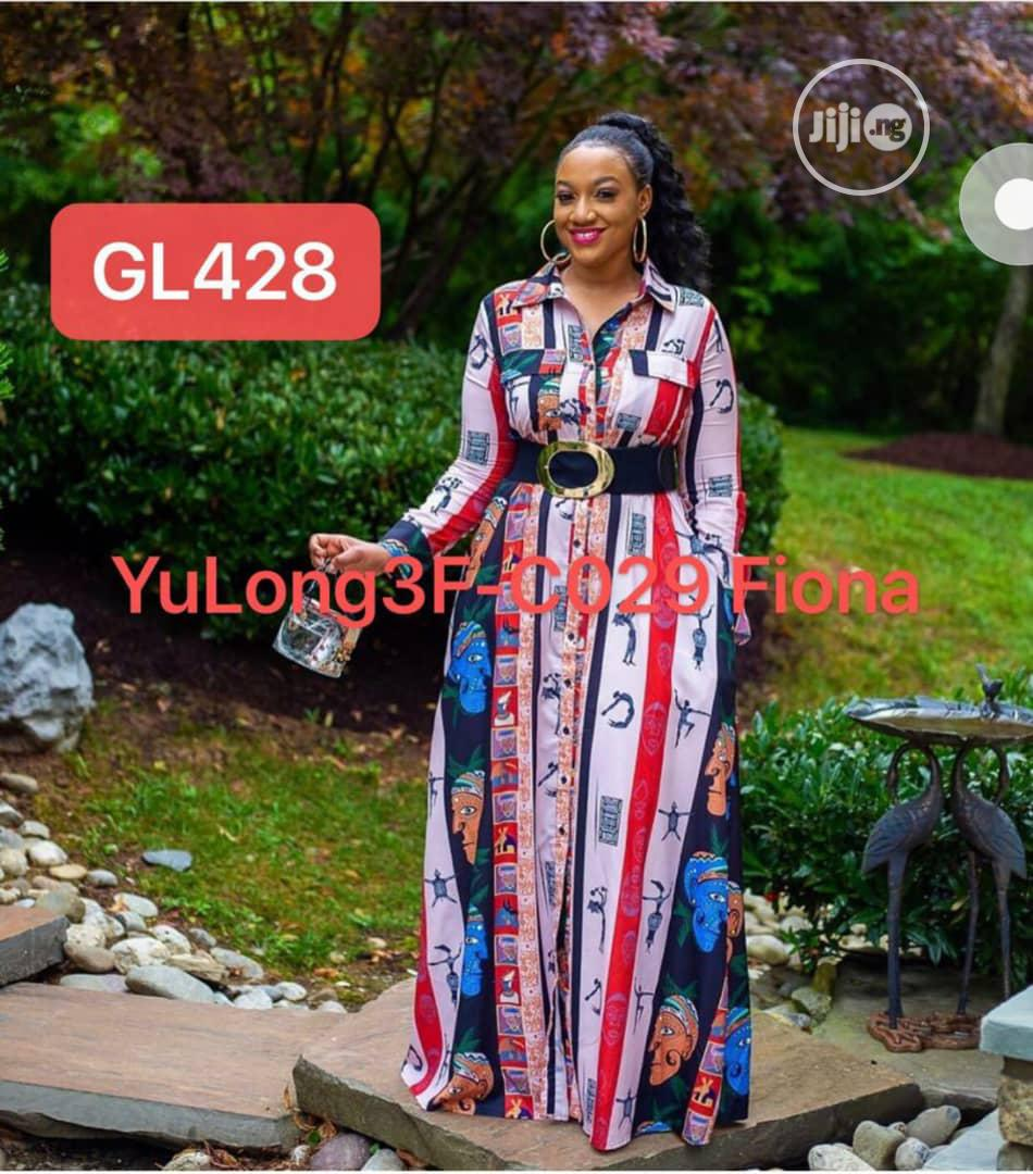 New Quality Female Long Gowns   Clothing for sale in Oshodi, Lagos State, Nigeria