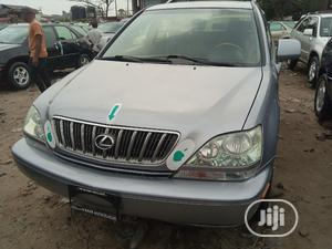 Lexus RX 2002 Gray   Cars for sale in Lagos State, Apapa
