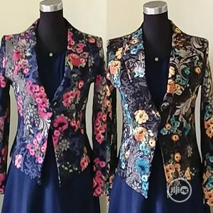 Blazer/Jacket Multicolored Long Sleeve   Clothing for sale in Lagos State, Surulere