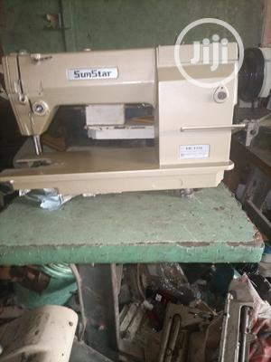 Sunstar Industrial Straight Sewing Machine | Home Appliances for sale in Lagos State, Mushin