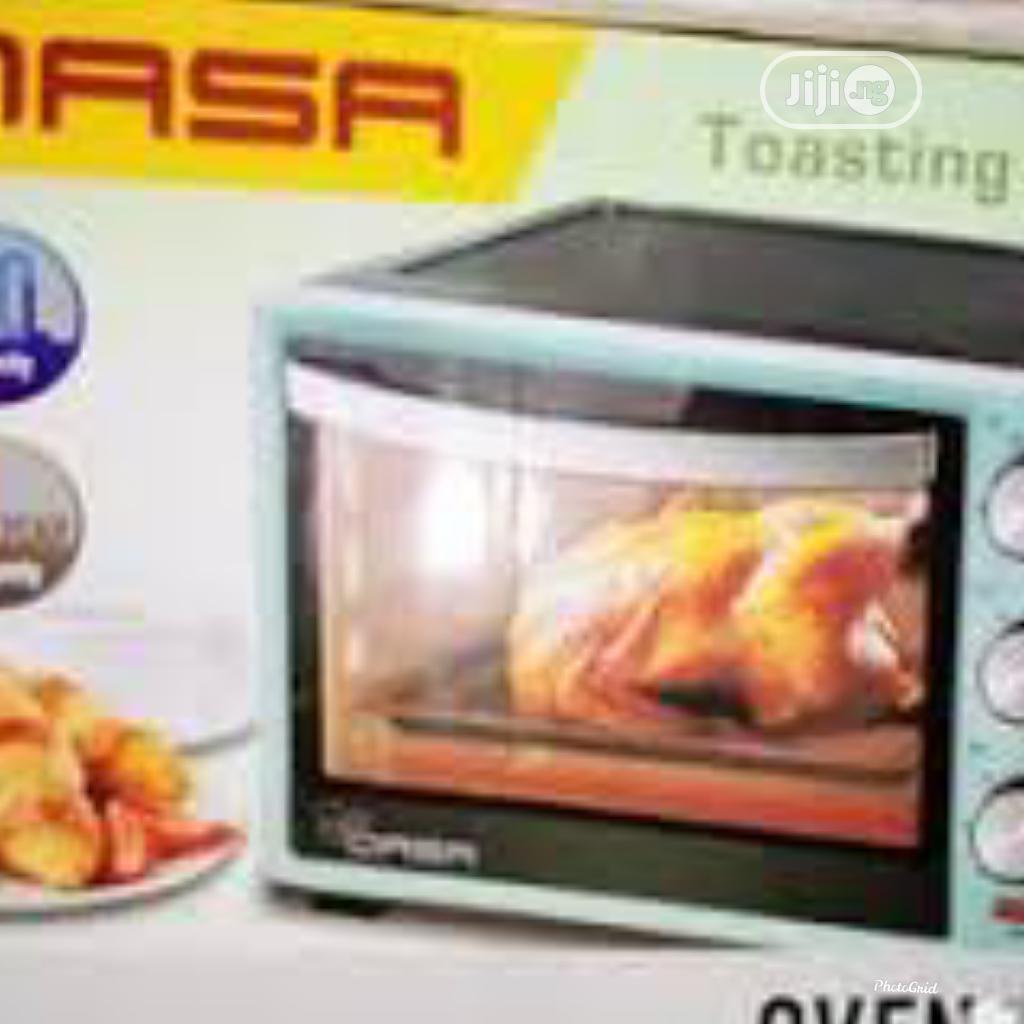 Qasa Toaster Oven