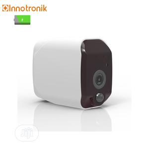 HD Battery Powered IP Camera Outdoor/Indoor Wifi Waterproof | Security & Surveillance for sale in Lagos State, Surulere