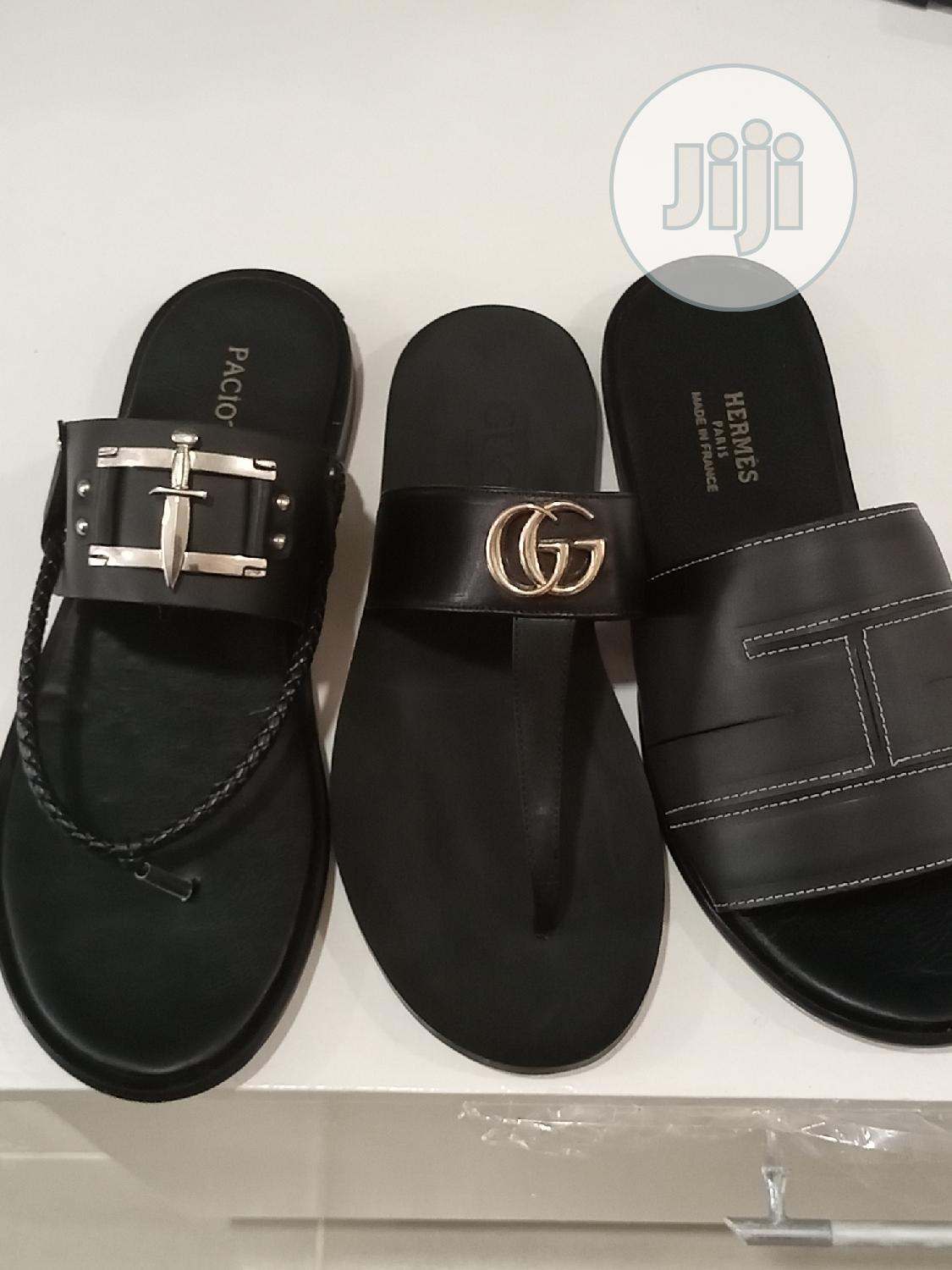Designers Palm Slippers | Shoes for sale in Gwarinpa, Abuja (FCT) State, Nigeria