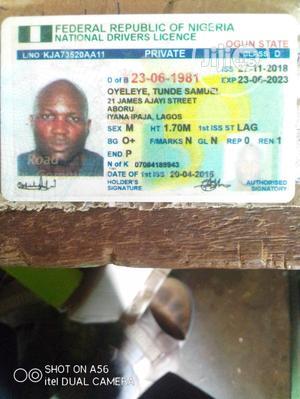 Driver CV: Driver | Driver CVs for sale in Ogun State, Ifo
