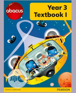 Abacus Year 3 Textbook 1   Books & Games for sale in Lagos State, Surulere