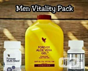 Men Vitality Pack.For Vitality, Increase Libido   Vitamins & Supplements for sale in Lagos State, Ikeja