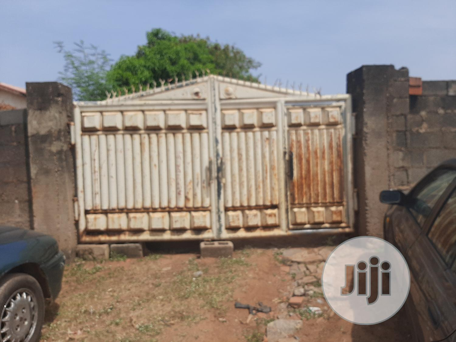 A Fenced Plot of Land Measuring 1,200sqm for Sale