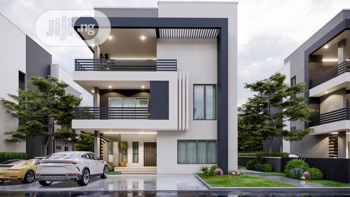 New Design 5 Bedroom Villa With BQ (Onxy)