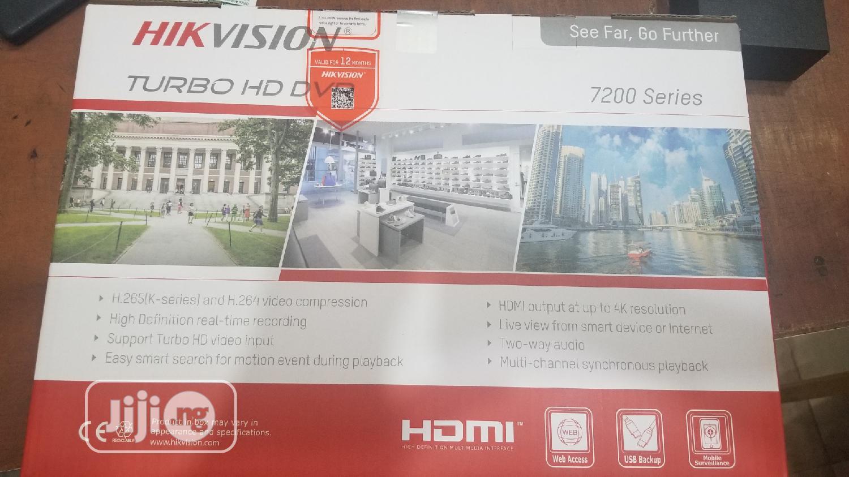 Archive: Hik Vision 16 Channels