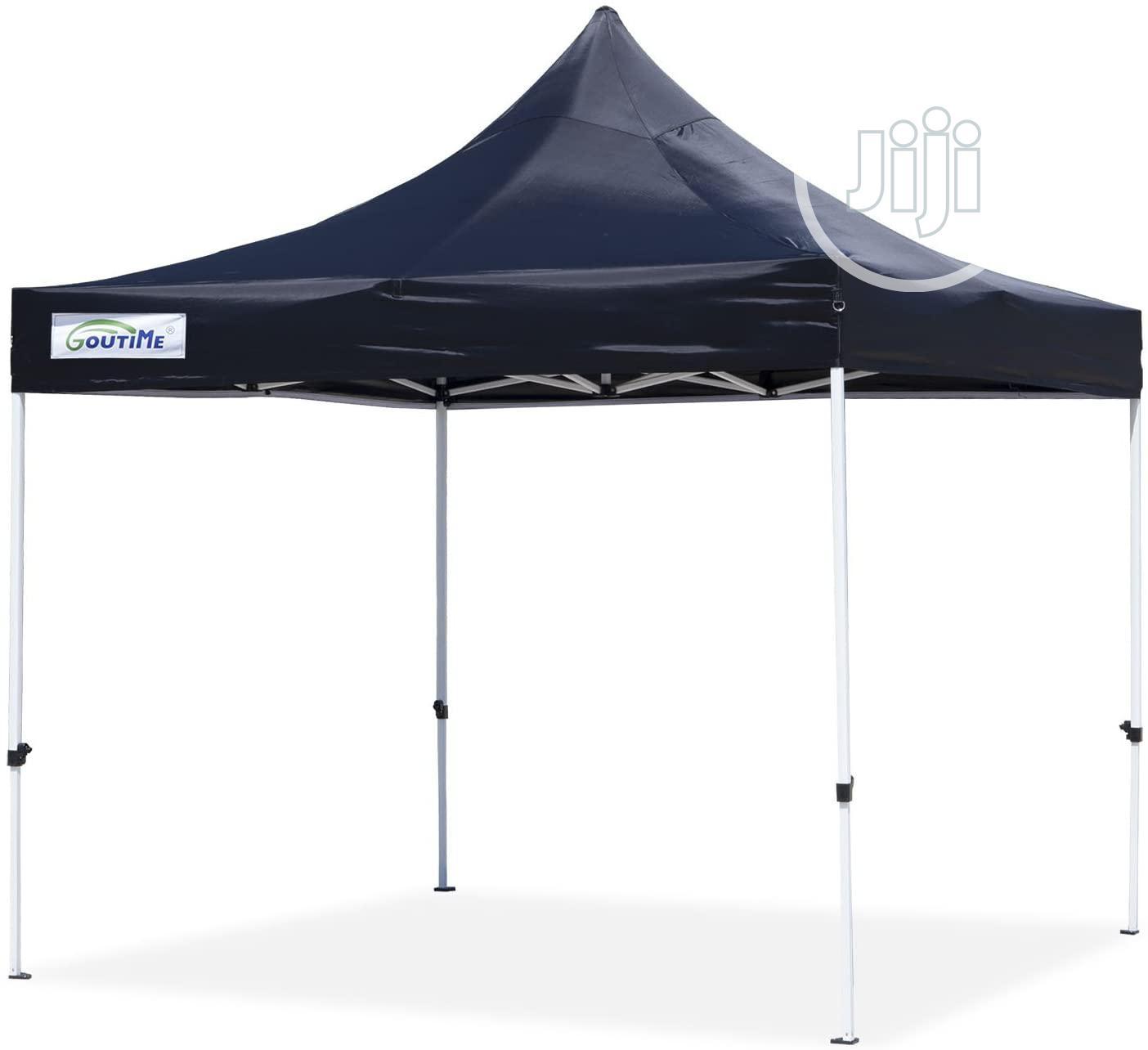 Gazebo Tents Black