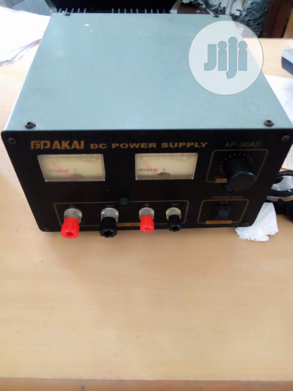 GD Akai Dc Power Supply