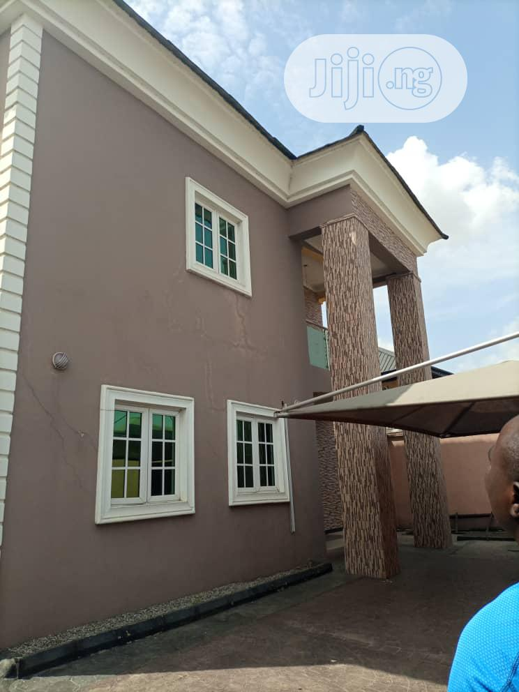 Brand New Spacious 5 Bedrooms Detached Duplex
