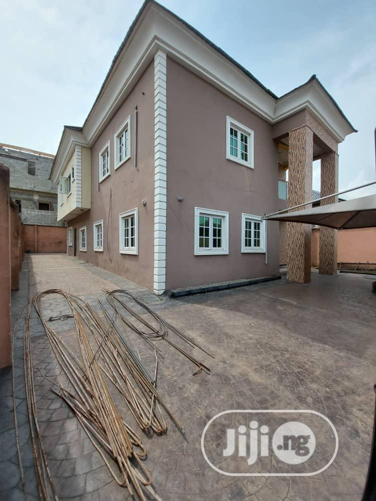 Brand New Spacious 5 Bedrooms Detached Duplex | Houses & Apartments For Sale for sale in Magodo, Lagos State, Nigeria