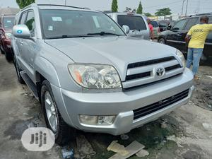Toyota 4-Runner 2005 Silver   Cars for sale in Lagos State, Apapa